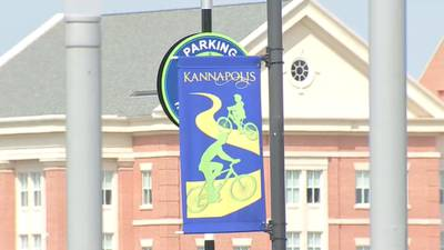 What does the future hold for downtown Kannapolis' 'Social District'?