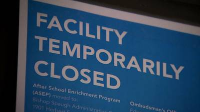 CMS building where cancer-stricken employees worked will be sold, torn down