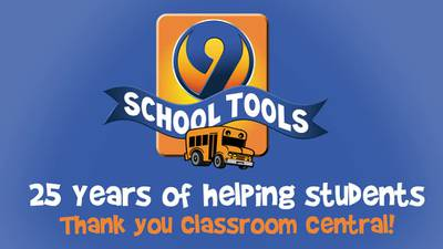9 SCHOOL TOOLS 25 YEARS Classroom Central