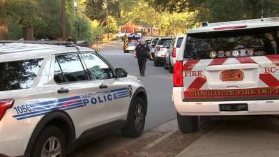 Elderly man reported missing in southwest Charlotte found safe