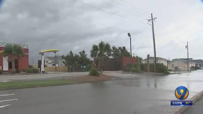 DORIAN AFTERMATH: Atlantic Beach damage