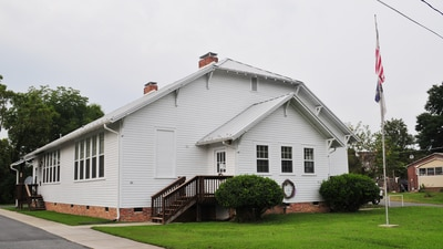 Walnut Cove Colored School, one of three NC landmarks, awarded preservation grant