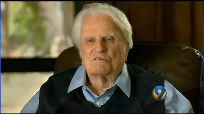 Union Co. school has big plans for Rev. Graham's 96th birthday