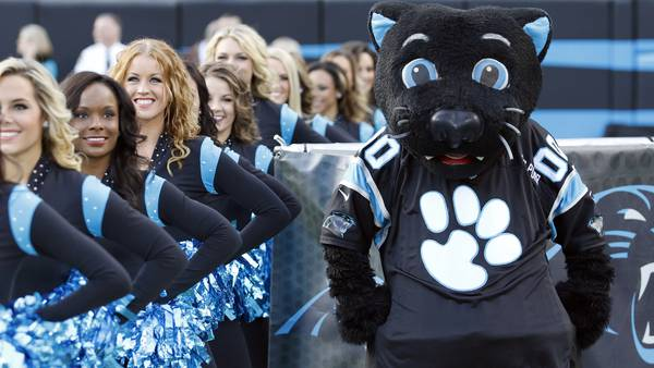 3 men make history as first males to be on Panthers' Top Cats dance team final roster