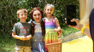 Follow the yellow brick road: NC's Land of Oz expands fall festival to three weekends