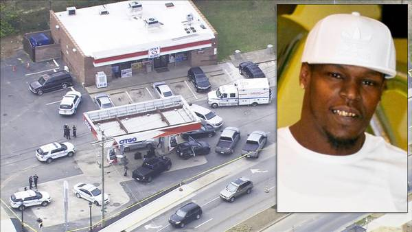 Man shot to death on birthday by US Marshals at Charlotte gas station