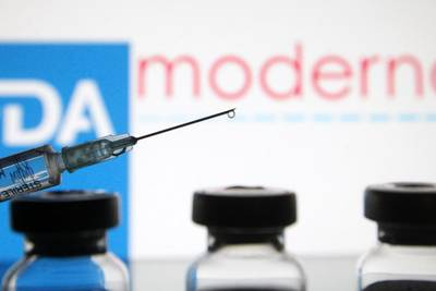 FDA recommends EUA for Moderna's COVID-19 vaccine