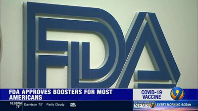 FDA vaccine advisers recommends COVID-19 booster in people 65 and older
