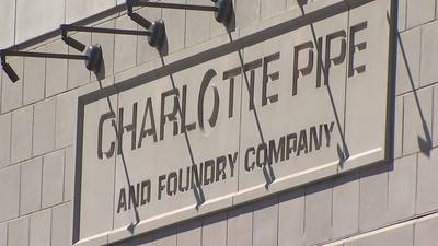 Charlotte City Council to discuss Charlotte Pipe land some have eyed for new stadium