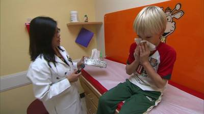 As more students return for in-person learning, here's a COVID-19 symptom screener for children