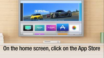 TUTORIAL: How to find WSOC-TV on Apple TV