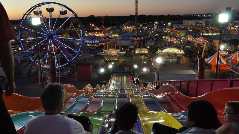 The South Carolina State Fair returns to Columbia Oct. 13-24, 2021.