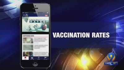 9 Investigates: Vaccination rates in local schools as students head back