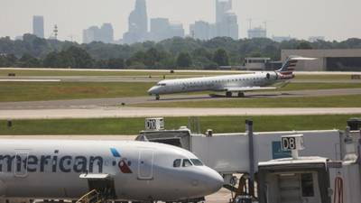 'Everyone was crying': Passengers heard 'boom' before emergency landing at CLT