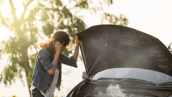 SPONSORED: Five steps to take if your car overheats