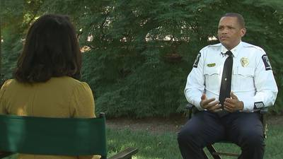 Incoming CMPD chief addresses police reform