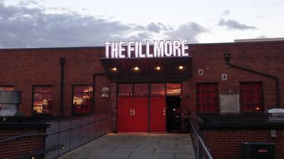 Fillmore Charlotte reopens for outdoor shows