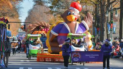 Charlotte Thanksgiving Parade returns to in-person, will be held at night