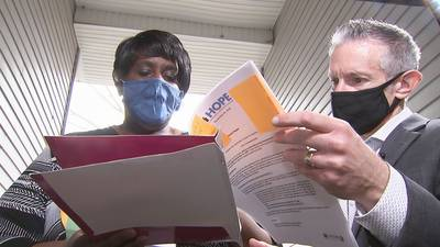 CDC extends eviction moratorium through the end of June