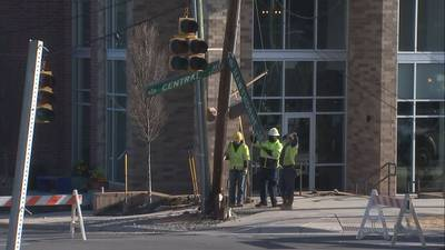 Traffic Team 9 investigates uptick in crashes involving power poles across Charlotte