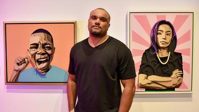 Gantt exhibition surveys struggles, strengths and celebrations of Black creativity