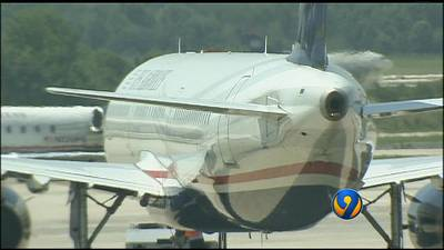 Charlotte's airline hub status may be in jeopardy