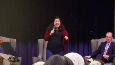 Celebrando la Herencia Hispana: Stefania Arteaga