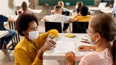 Mooresville Graded Schools say mask mandate has led to less students quarantined