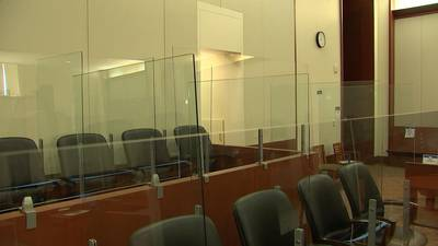 Meck County judge declares mistrial after several jurors test positive for COVID