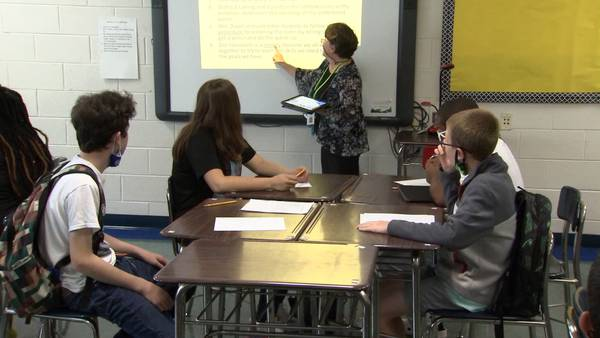 NC health officials offer free COVID-19 testing program to all school districts