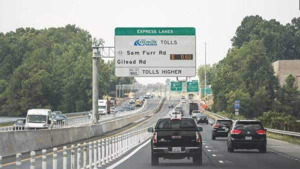 Action 9: 40 cent toll bill almost cost driver his registration