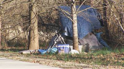 'Sad situation': Homeless encampment near NoDa grows, along with residents' concerns