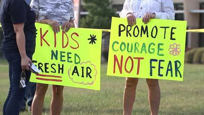 Masks to remain optional in Union County schools despite thousands quarantined