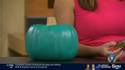 TEAL PUMPKIN PROJECT: How to help trick-or-treaters who have food allergies