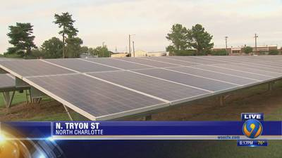 200 acres of solar panels proposed in Rowan County