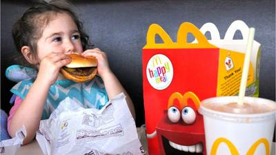 Big changes coming to McDonald's Happy Meal toys