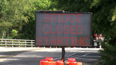 Construction on bridge into downtown Rock Hill will impact traffic, businesses