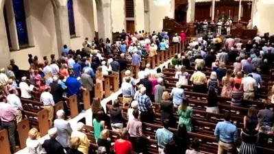 Mask mandate now in effect for places of worship across Meck County